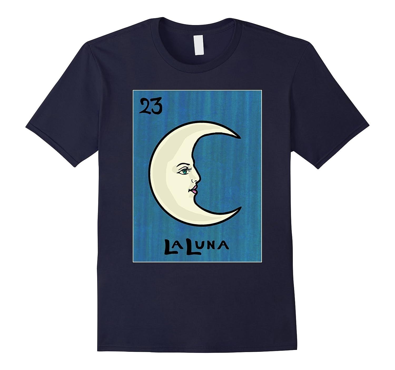 La Luna Loteria Tee Shirt-T-Shirt