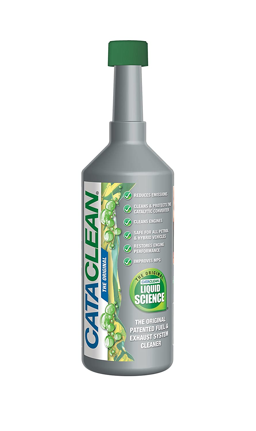 Cataclean Engine And Catalytic Converter Cleaner 450ml