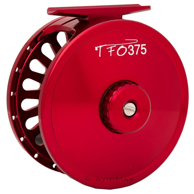 珍しい TFOラージアーバーフライリール B00P2RJBVK B00P2RJBVK 425 Spool|レッド レッド レッド 425 Spool Spool, ふぁんくる:179b218b --- a0267596.xsph.ru