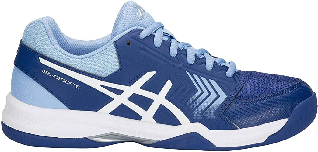 ASICS Damen Gel Dedicate 5 Indoor Tennisschuhe