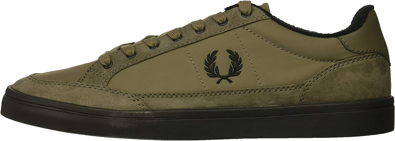 Fred Perry Mens Deuce Winterised Sneaker
