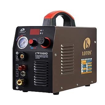 Lotos LTP5000D 50Amp Non-Touch