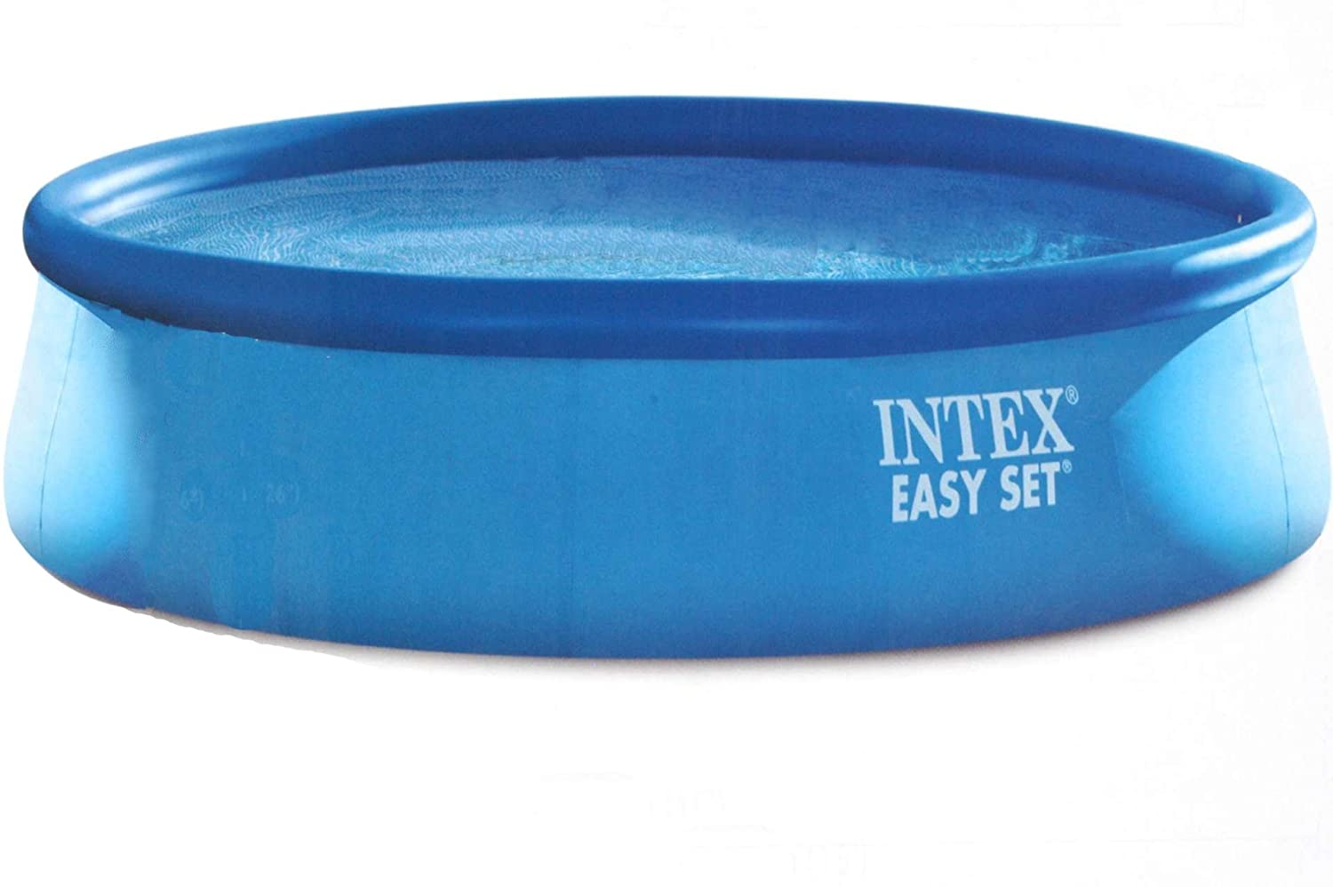 INTEX EASY POOL Set 457 x 91 cm mit Filterpumpe Planschbecke