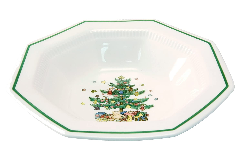 Christmastime Trees Serveware by Nikko Ceramics