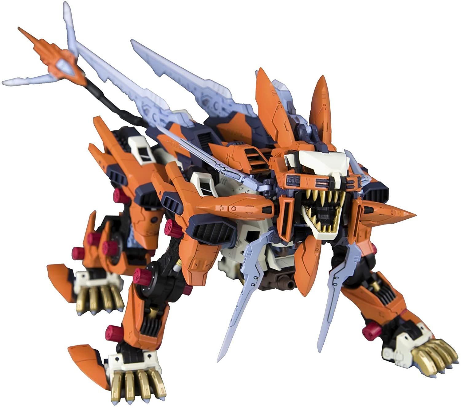 1/72 Scale ZOIDS - Liger Zero Schneider - RZ-041 HMM 026 (Highend Master Model) Construction kit 71zkybnuecLSL1500_