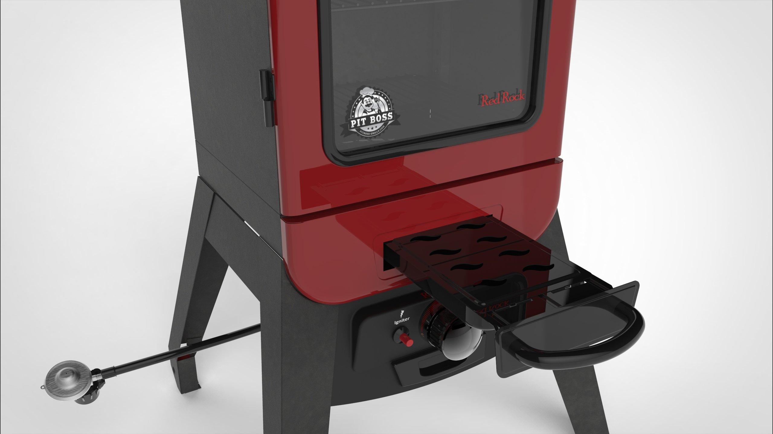 Pit Boss Grills 77425 2.5 Gas Smoker