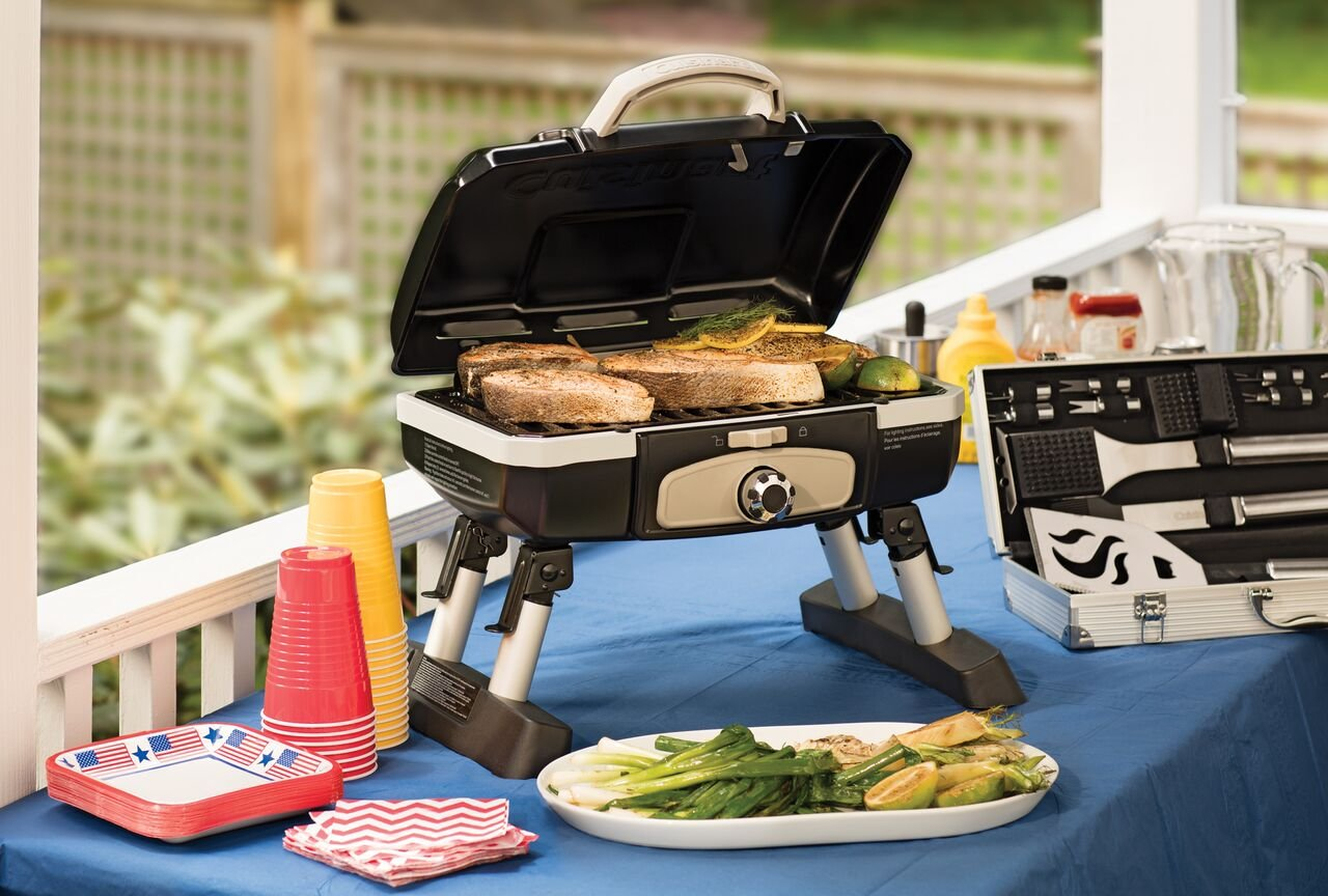 Cuisinart CGG-180TB Best Portable Gas Grill