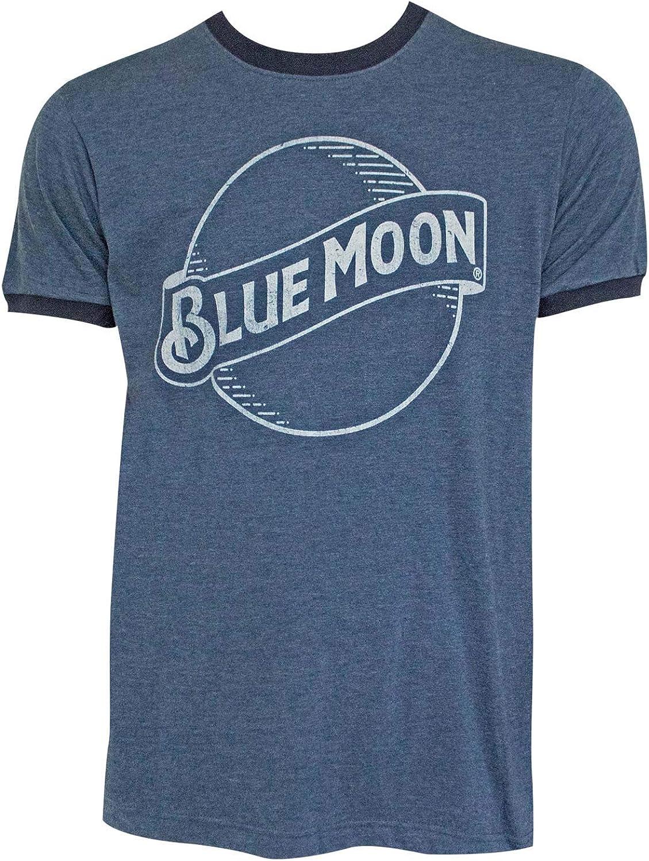 "S 5X /""Blue Moon/"" The Mountain Classic T-Shirt"