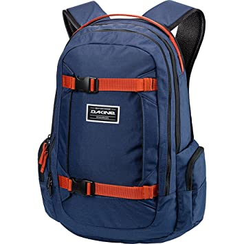 209ab158f75 Dakine Mission 25L Snow Backpack One Size Dark Navy