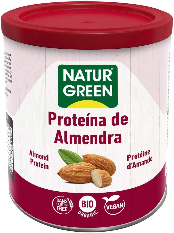 Proteína Almendra BIO Naturgreen, 250 g: Amazon.es: Salud y ...