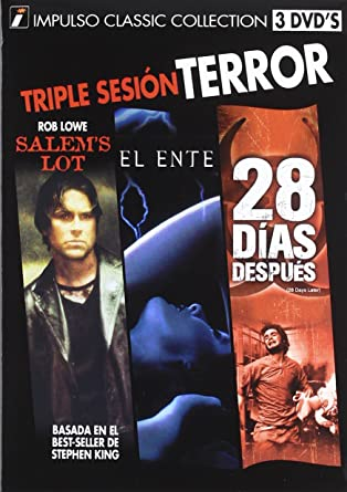 Pack Terror 2 (El Ente) [DVD]: Amazon.es: Varios: Cine y Series TV