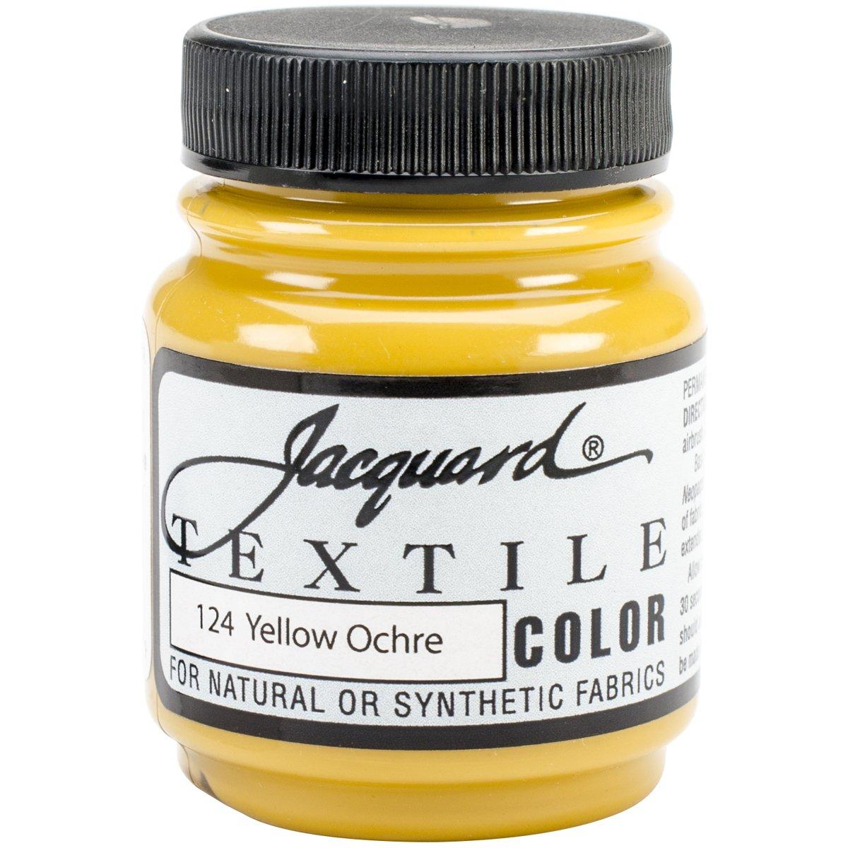 Jacquard, colore per tessuti, Acrilico, multicolour, 4.4400000000000004x4.4400000000000004x6.35 cm Jacquard Products TEXTILE-1124