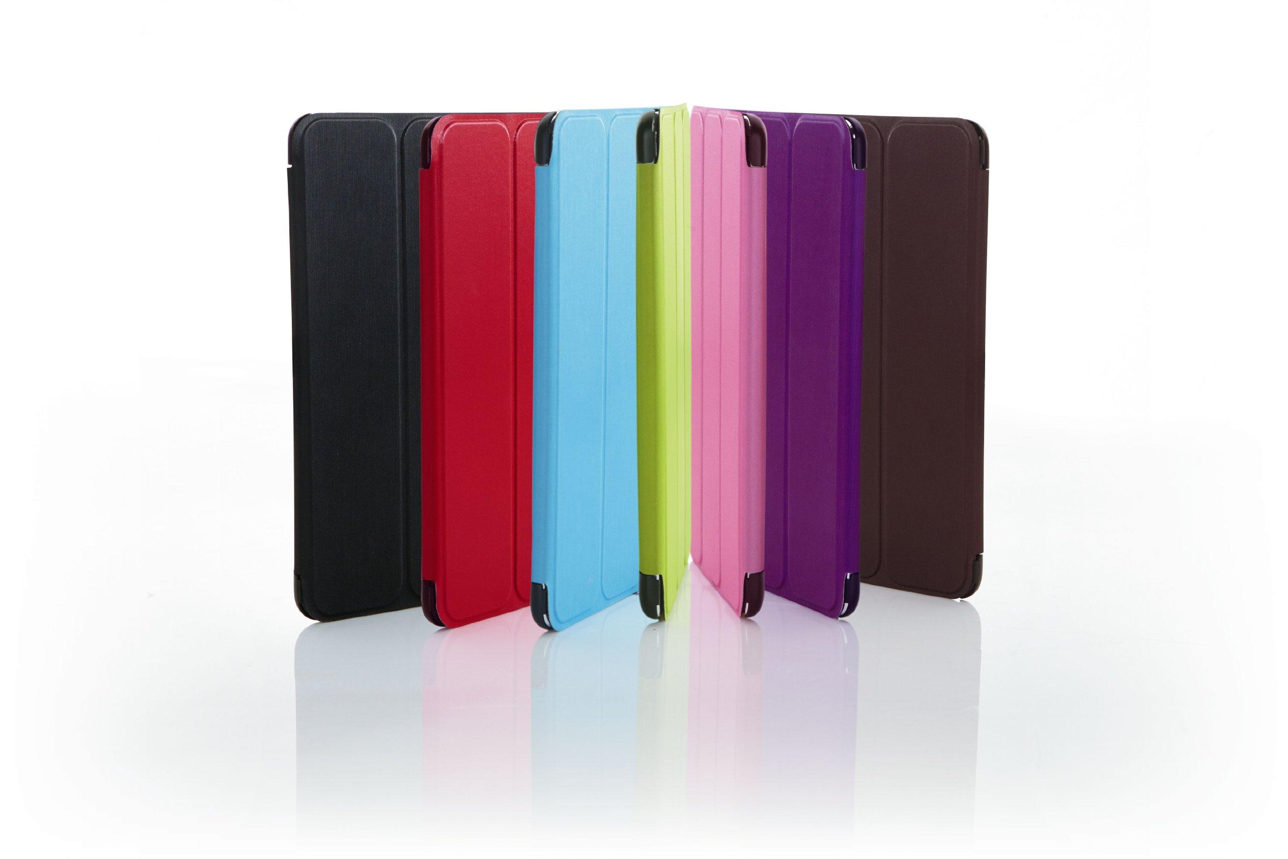 Verbatim Folio Flex Case for iPad Mini (1,2,3), Mocha 98373 by Verbatim (Image #5)