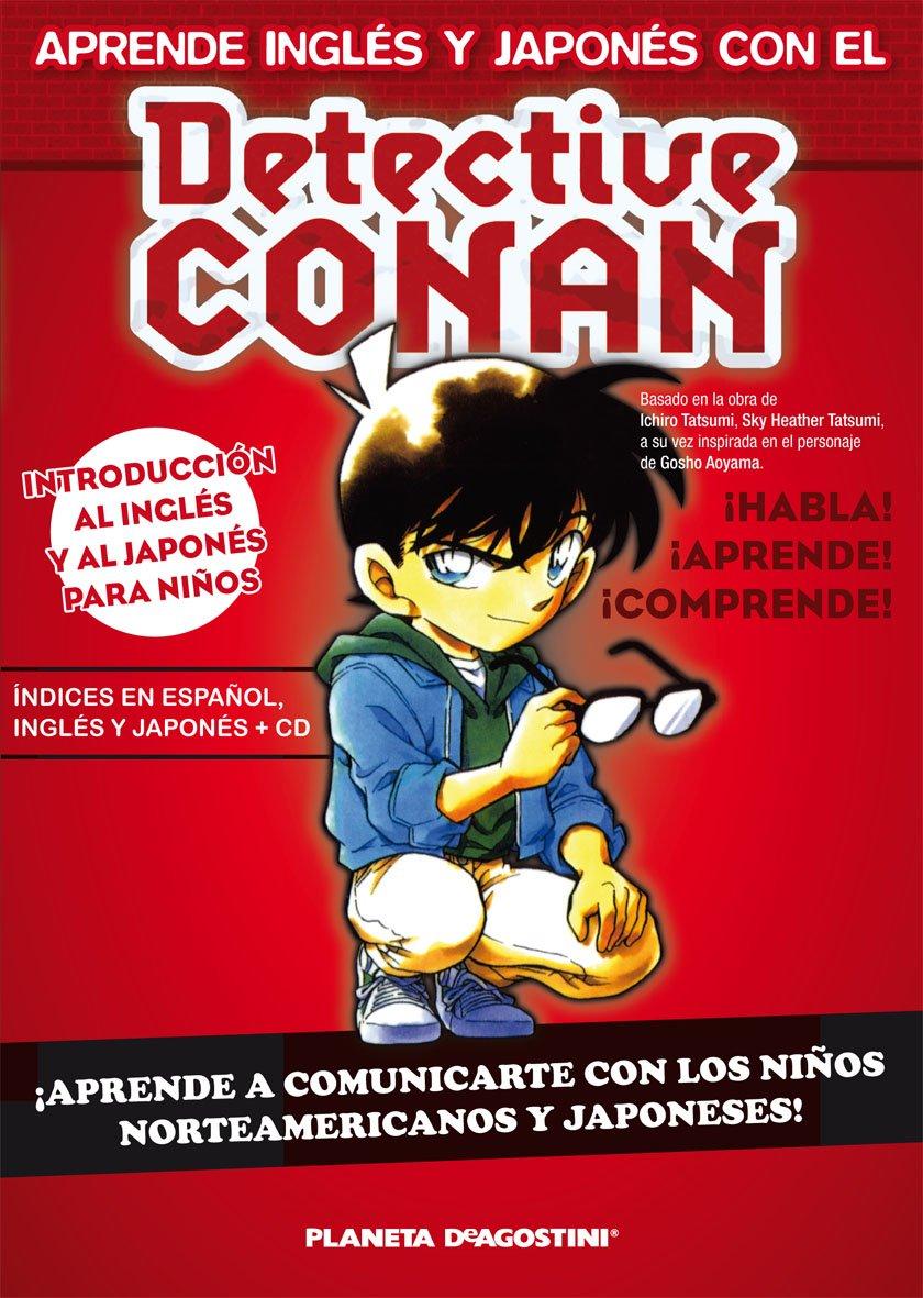 Detective Conan Aprende inglés y japonés (Manga Shonen) Tapa blanda – 23 feb 2010 Gosho Aoyama Planeta DeAgostini Cómics 8467465530 Graphic novels: Manga