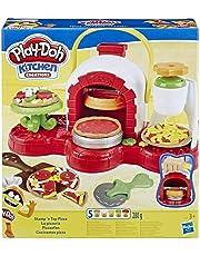 Play-Doh Pate A Modeler Pizzeria, E4576EU4, Multicolour