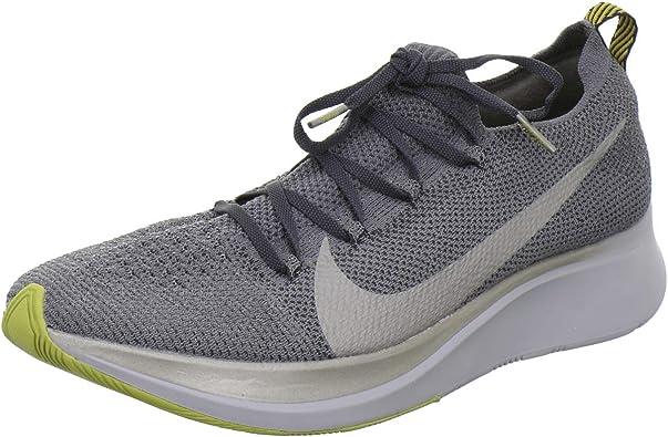 Nike Zoom Fly Flyknit Sequoia Summit White Men Running