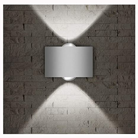 Led exterior wall lighting fixtures inhdbox interior wall sconces led exterior wall lighting fixturesinhdbox interior wall sconces lamp waterproof up down light white aloadofball Gallery