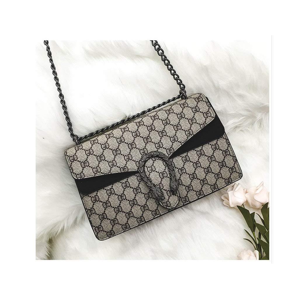 675a53a69c2d Amazon.com: GD Dionysos 400249 Style Mini Flap Cute Canvas Leather ...