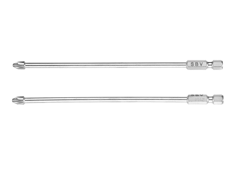 SBV 52129 Embouts 1/4 (150mm) à choc avec zone de torsion (PH2) SBV tools BV.52129