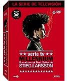 Millennium: La Serie De Televisión - Edición 2015 [DVD]