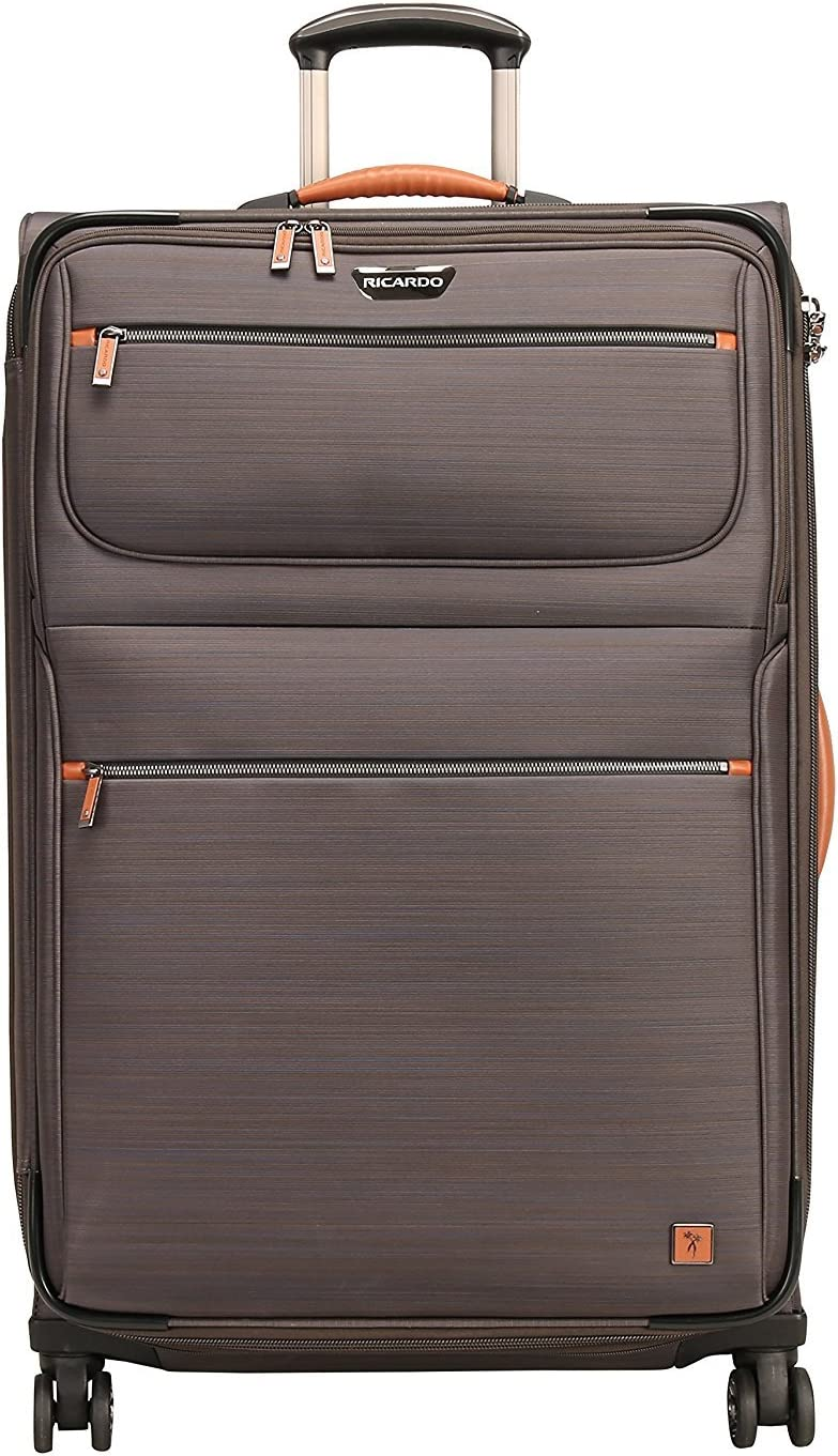 Ricardo Beverly Hills San Marcos 29-inch Spinner Upright Suitcase, Gray
