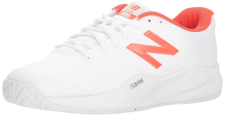 New Balance Men's 996v3 Hard Court Tennis Shoe B075R7YTQS 7.5 W US|White