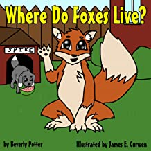 where do foxes live andrea pearson