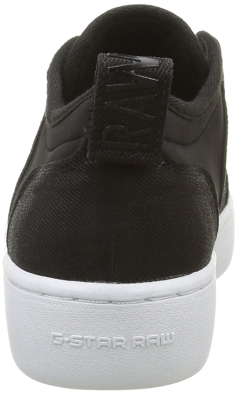 G-Star Scuba Slip ON Low, Zapatillas para Mujer, Negro (Black 990), 40 EU G-Star