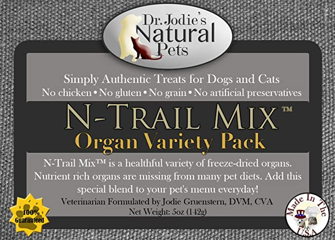 Dr Jodies Natural Pets N-Trail Mix