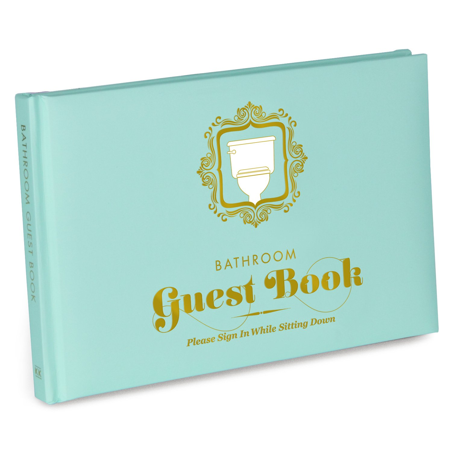 Amazon Knock Knock Bathroom Guest Book fice Products
