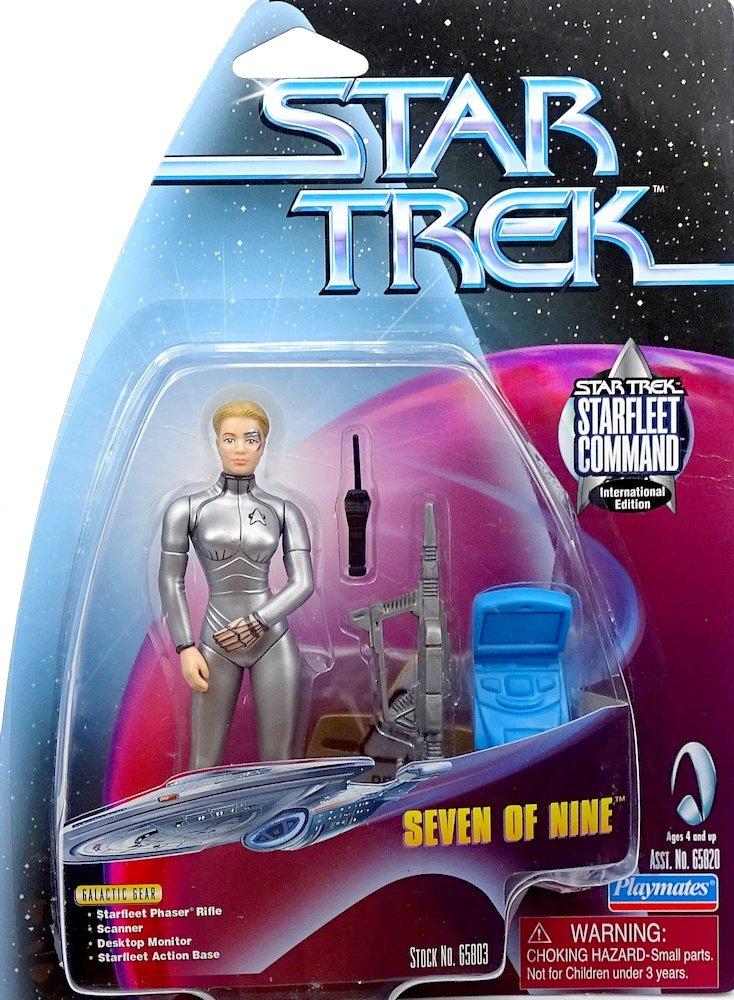 Seven of Nine Star Trek Starfleet Command