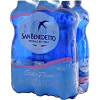 San Benedetto Natural Pet Water, 6 x 1.5l