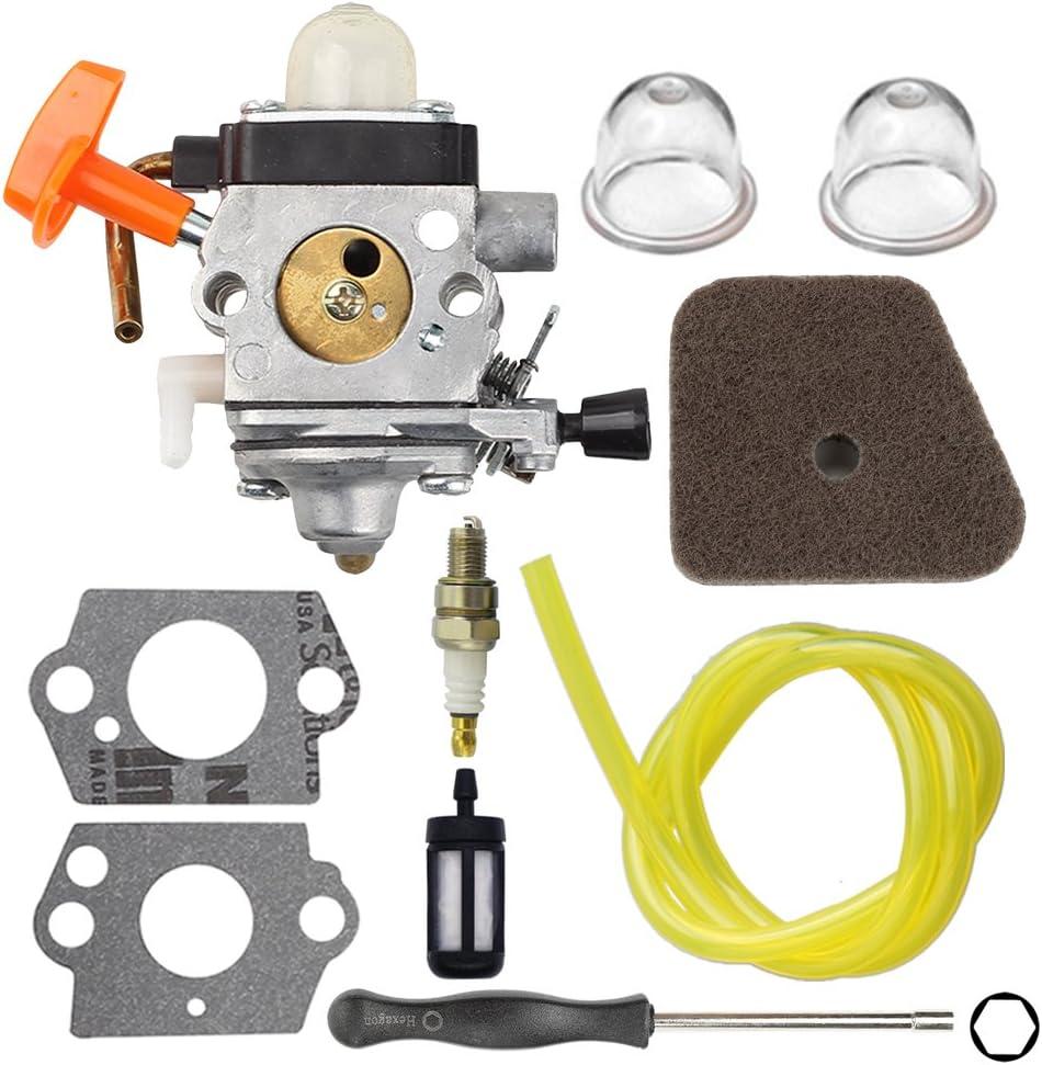 C1Q-S174 Carburetor for Stihl FS87 FS90 FS110 String Trimmer OEM # 41801200610