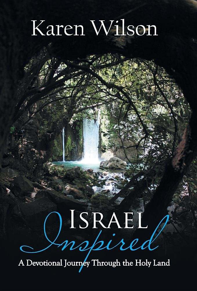 Read Online Israel Inspired: A Devotional Journey Through the Holy Land pdf
