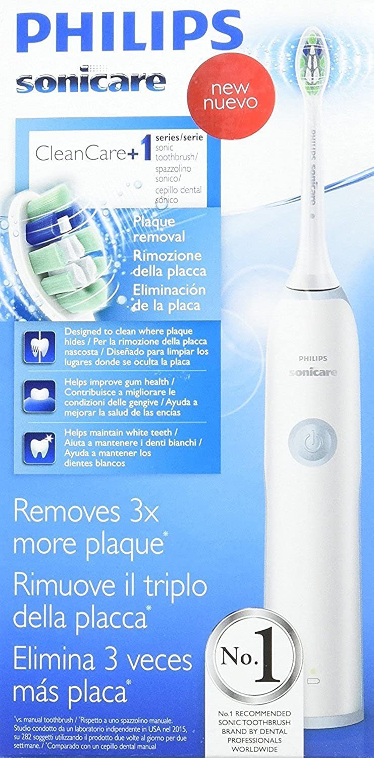 Amazon.com: Philips HX3212/03 Sonicare Cleancare+ Electric Toothbrush: Clothing
