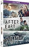 La 5e vague + After Earth + 2012 [DVD + Copie digitale]