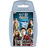 Winning Moves Australia 1649 Harry Potter Witches & Wizards Top Trumps - Specials
