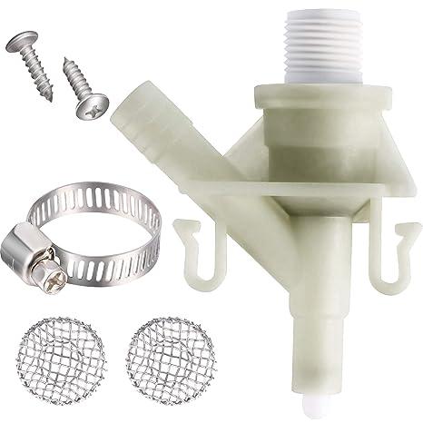 10x Dometic 385311641 Sealand Water Valve Toilet 310 300 320 RV Camper Vacuflush