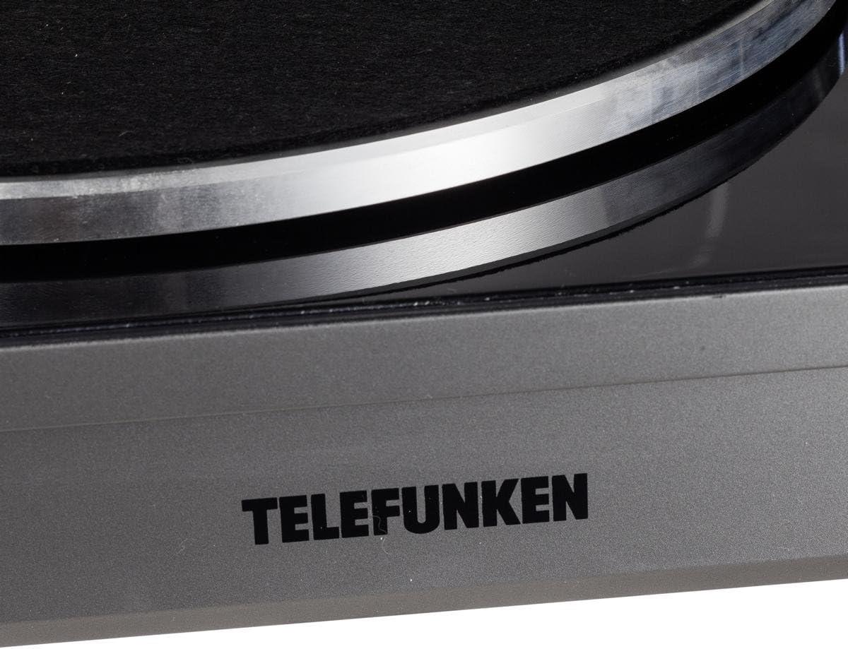 Telefunken TT200 | Professional Turntable | Tocadiscos | Digital ...