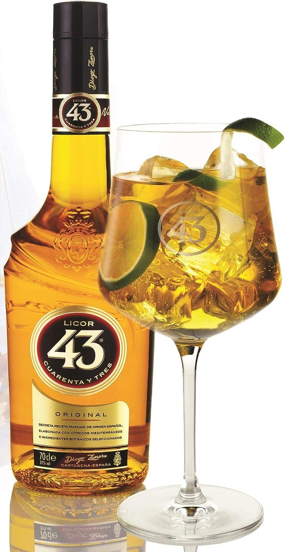 Licor 43 - Licor Único con 43 Ingredientes Naturales ...
