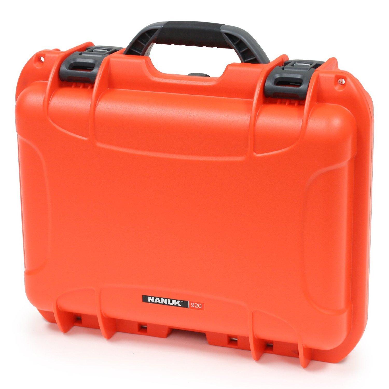 人気ブランド Nanuk 920 Case with Cubed 920 Cubed Foam (Orange) Foam [並行輸入品] B019SZ52Q4, 真珠パール通販専門アリエルパール:a8601eef --- arianechie.dominiotemporario.com