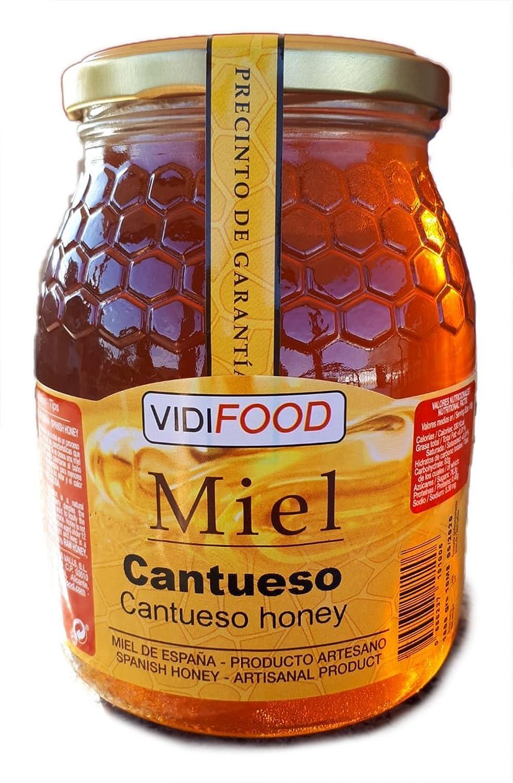 Miel de Cantueso - 1kg - Producida en España - Alta Calidad, tradicional & 100% pura: Amazon.es: Alimentación y bebidas
