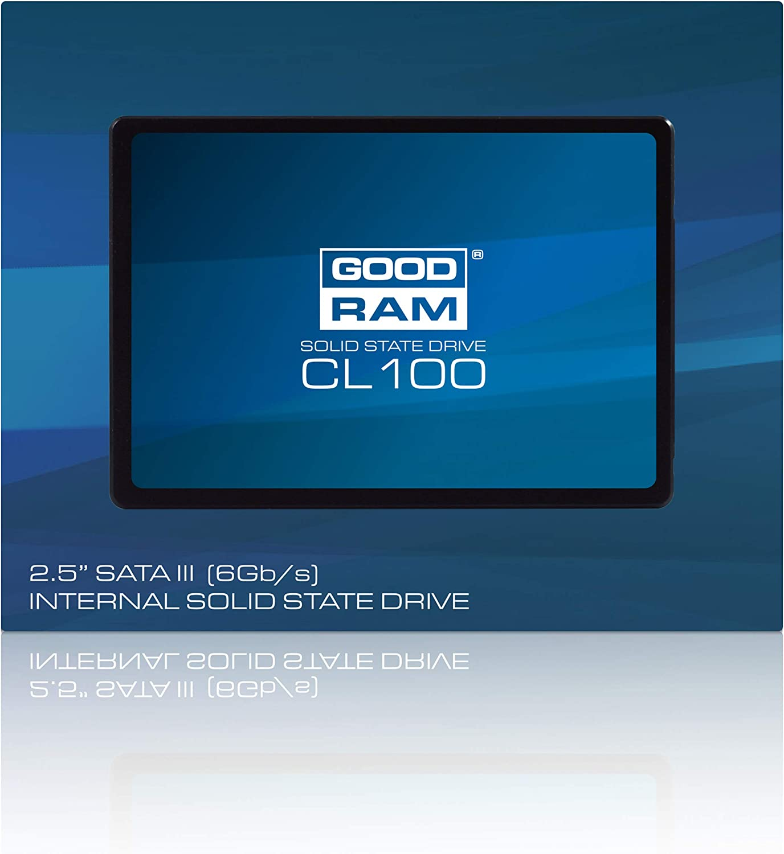 Goodram SSDPR-CL100-240 CL100: Goodram: Amazon.es: Informática