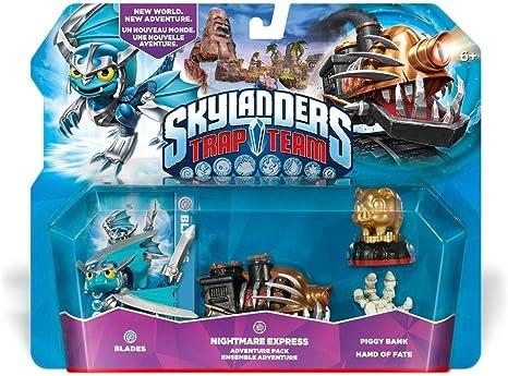 Skylanders: Trap Team - Adventure Pack Wave 1: Amazon.es: Videojuegos