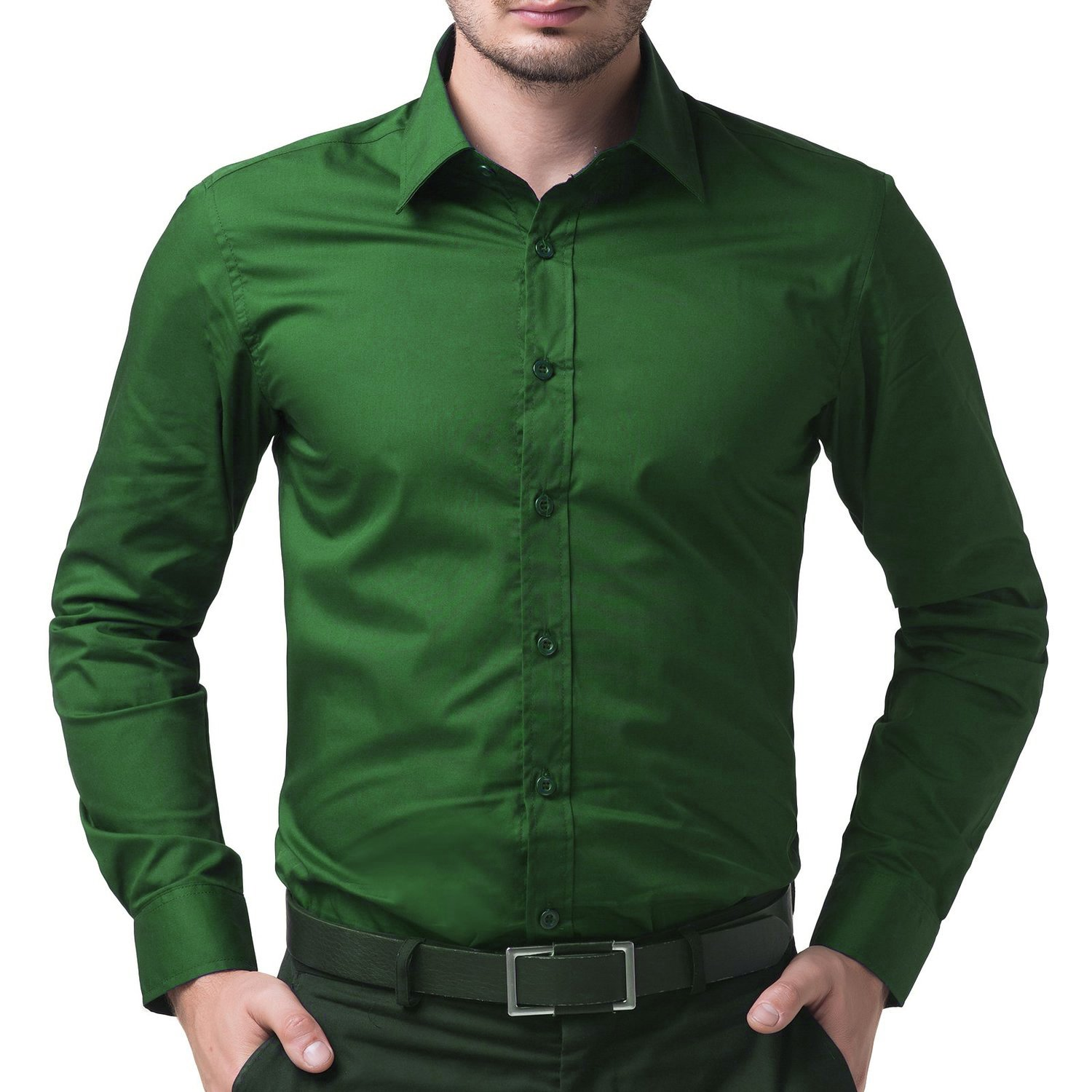 Buy Being Fab Men S Regular Fit Casual Shirt At Amazon In