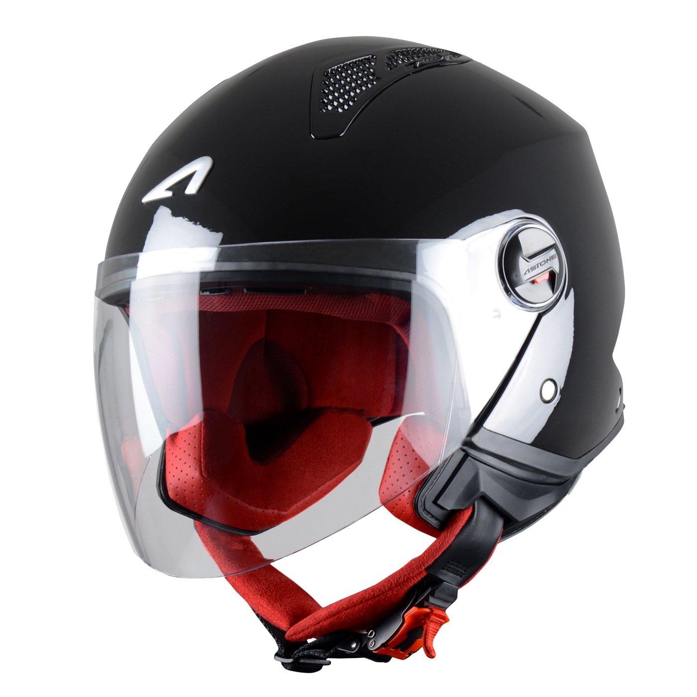 color Beige Desert talla M Astone Helmets Mini Jet Army Casco Jet