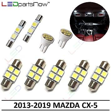 Amazon.com: Kit de luces LED (9 piezas) de LEDpartsNow de ...
