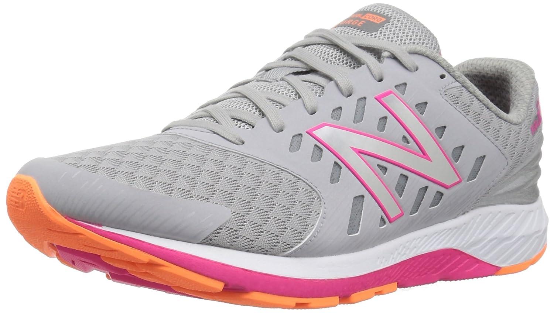 New Balance Women's Urgev2 Running Shoe B01N77Y5W0 9 D US|Silver Mink/Alpha Pink