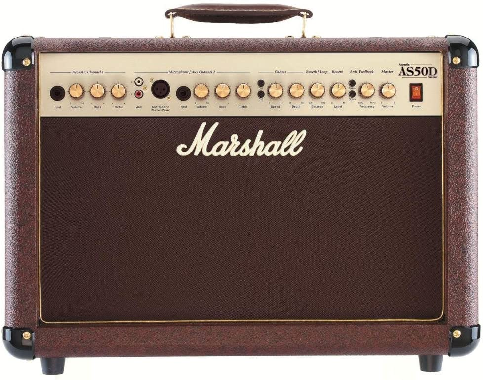 Marshall AS50D - Amplificador guitarra combo 50 w mma