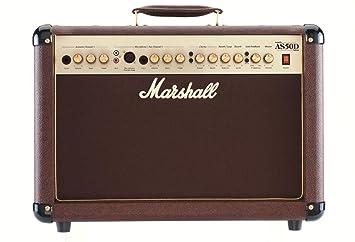 Marshall AS50D - Amplificador guitarra combo 50 w mma: Amazon.es: Instrumentos musicales